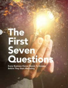 Free Ebook The First Seven Questions