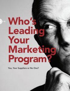 Free eBook Who's Leading Your Marketing Program