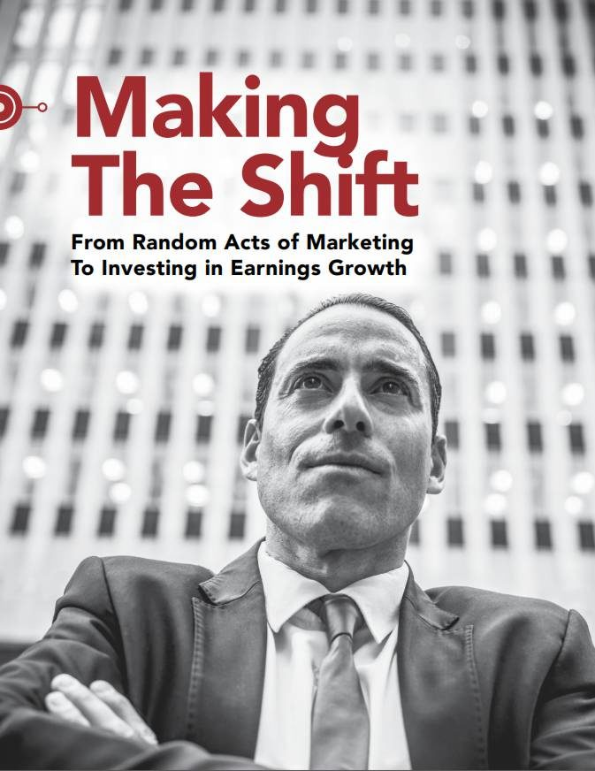 Making The Shift eBook Cover