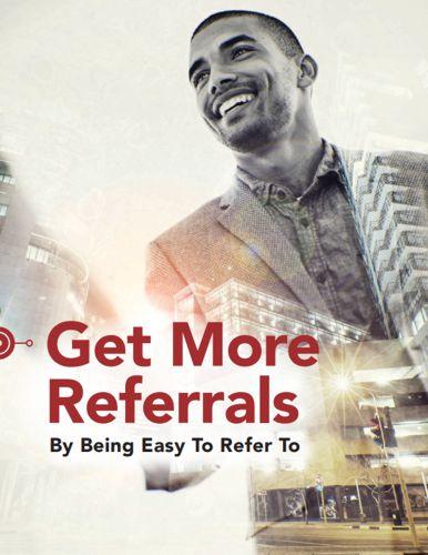Free eBook Get More Referrals