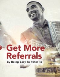 Get More Referrals eBook Cover