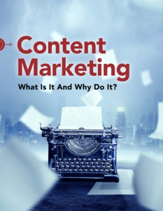 Free eBook Content Marketing