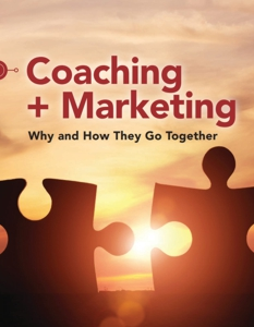 Free eBook Coaching + Marketing