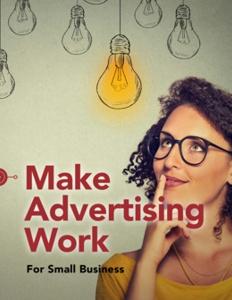 Free eBook Make Advertising Work