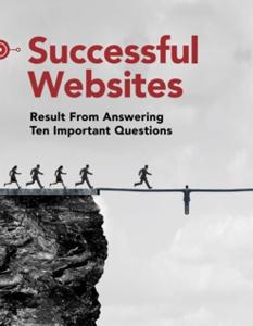 Free eBook Successful Websites