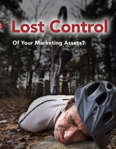 Free eBook Lost Control of Your Marketing Assets?