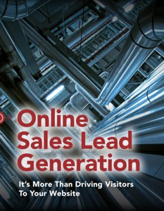 Free eBook Online Sales Lead Generation