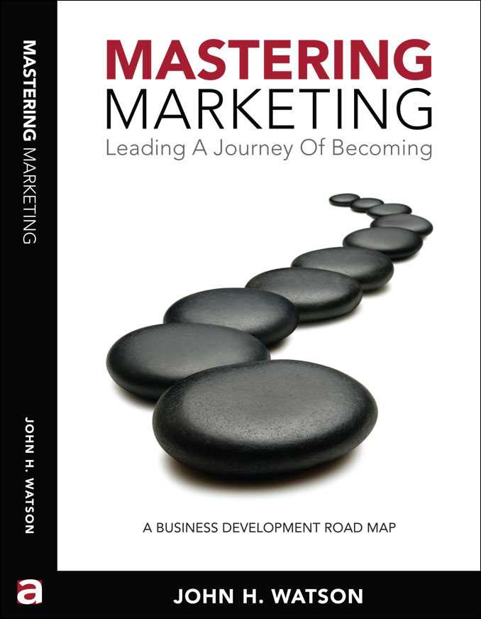 Mastering Marketing Book Cover